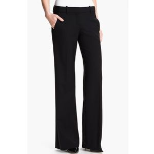 THEORY Emery - Tailor Wool Blend Trousers